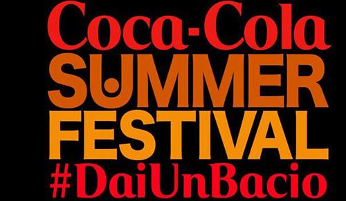 Anticipazioni Coca-Cola Summer Festival 2015, prima puntata del 9 luglio 2015: ecco le info e l'hashtag #daiunbacio