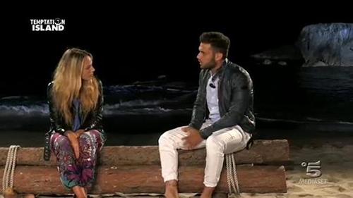 Temptation Island 2015 riassunto del 7 luglio, Aurora molla Gianmarco: 'Io a te t'ho cresciuto!'