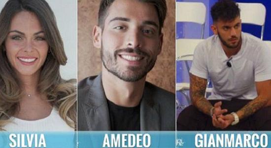 Anticipazioni Uomini e Donne: Silvia Raffaele, Amedeo Barbato e Gianmarco Valenza i nuovi tronisti