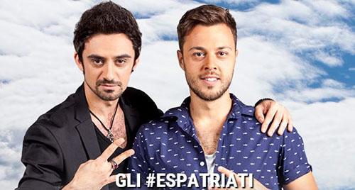 Pechino Express 2015, Gli Espatriati: le schede di Pasquale Caprino (Son Pascal) e Christian Bachini