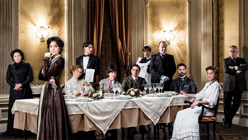 Grand Hotel, la nuova fiction di RaiUno in costume: da stasera 1 settembre, anticipazioni e replica streaming
