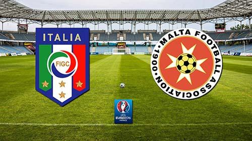 Italia-Malta, qualificazioni Euro 2016: diretta tv e streaming stasera 3 settembre