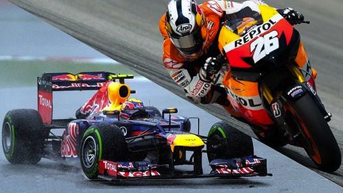 Formula 1 GP Giappone 2015 e MotoGP Aragon in Tv: la diretta tv e streaming oggi 26 settembre