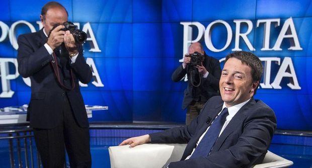 Porta a Porta, al via la ventesima edizione: anticipazioni 7 settembre e Matteo Renzi ospite