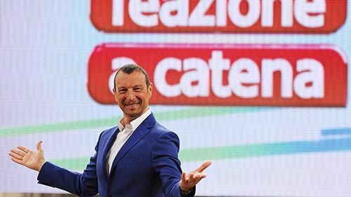 Reazione a Catena Extra, anticipazioni stasera 20 settembre: Amadeus in prima serata, diretta streaming