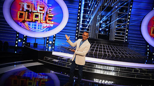 Ascolti Tv, 11 novembre 2015: Tale e Quale Show a 4,6 mln; Squadra Antimafia 7 chiude a 3,9 mln