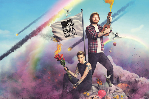 MTV EMA 2015: Ed Sheeran e Ruby Rose conduttori dell'evento mondiale, diretta tv e streaming 25 ottobre