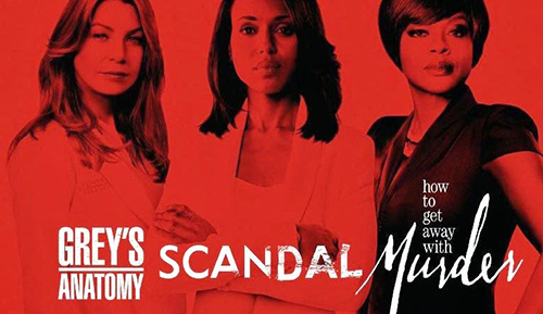 Anticipazioni Serie Tv: Grey's Anatomy 12, Scandal 5 e How To Get Away With Murder, i nuovi episodi