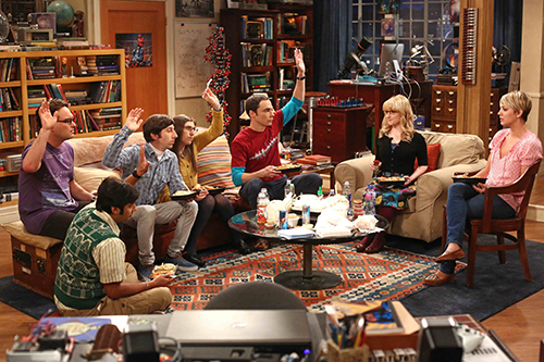 The Big Bang Theory 9, i nuovi episodi in streaming su Infinity in esclusiva italiana