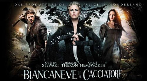 Film in Tv, Biancaneve e il cacciatore: stasera, martedì 20 ottobre 2015 su Canale 5, trama, trailer e streaming
