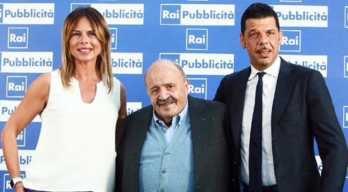 Anticipazioni Domenica In del 10 gennaio 2016: Paolo Bonolis, Luca Laurenti e Costantino Vitagliano tra gli ospiti