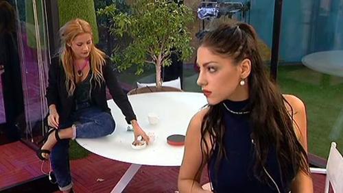 Riassunto Grande Fratello 2015 del 22 ottobre: Federica e Lidia in nomination, Diego e Rocco in Casa