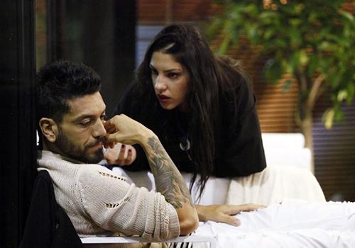 Grande Fratello 2015: via Lidia e Verdiana, Federica in nomination con Rossella e Luigi salva Alessandro