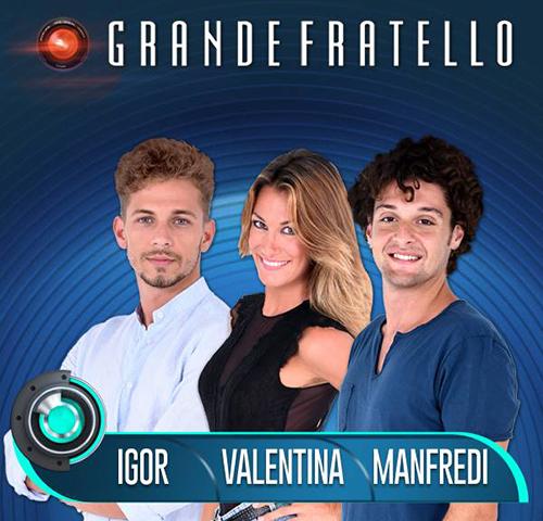 Grande Fratello 2015: ecco chi è Valentina, nuova concorrente che si unirà a Igor e Manfredi