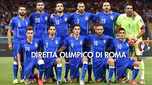 Euro 2016, Qualificazioni: Italia-Norvegia, la diretta tv e streaming stasera 13 ottobre