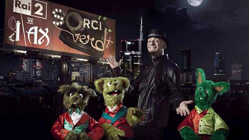 Anticipazioni Sorci Verdi, terza puntata del 20 ottobre: Cochi e Renato ospiti, battle rap tra chef stellati