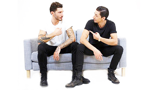 Amici Casting: Stefano De Martino e Marcello Sacchetta dal 2 novembre supporter speciali su Real Time