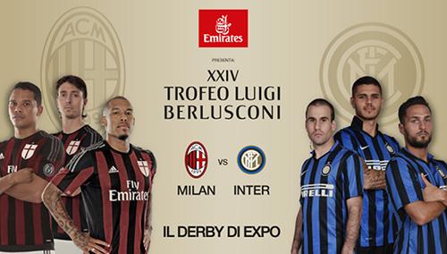 Calcio in Tv, Trofeo Luigi Berlusconi oggi 21 ottobre: Milano-Inter, orario e diretta streaming