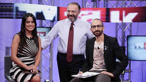 Anticipazioni Tv Talk del 17 ottobre: focus Auditel, Maurizio Costanzo ospite e confronto Domenica In-Live