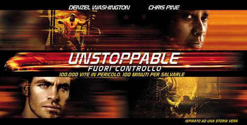 Film in Tv, Unstoppable – Fuori controllo: stasera, lunedì 19 ottobre 2015 su Canale 5, trama e streaming