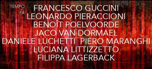 Anticipazioni Che tempo che fa del 22 novembre 2015: Leonardo Pieraccioni tra gli ospiti, info streaming