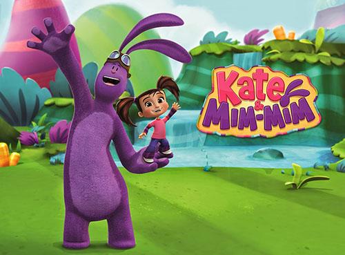 Kate & Mim – Mim, la nuova serie da oggi 2 novembre su Cartoonito