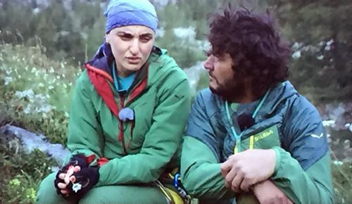 Monte Bianco, buona la prima: Arisa eliminata, Caterina Balivo nel posto giusto, Dayane Mello insopportabile