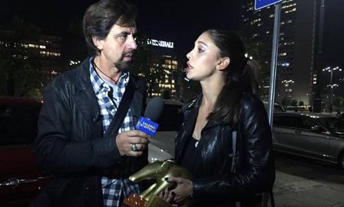 Tapiro per Belen Rodriguez e Selvaggia Lucarelli, la showgirl: 'Non ero al Ricci, magari mi partiva pure uno schiaffo!'