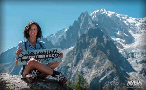 Monte Bianco parte stasera su RaiDue, tra critiche e minacce di denuncia: la replica di Caterina Balivo