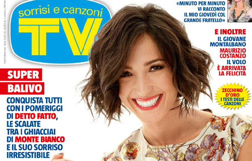 Monte Bianco, Caterina Balivo: 'Lo farei come concorrente, ed anche Ballando con le stelle'