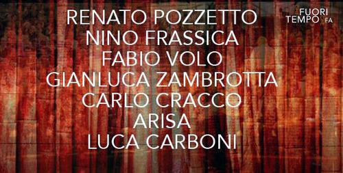 Anticipazioni Che fuori tempo che fa del 7 novembre: Arisa e Carlo Cracco tra gli ospiti, info streaming