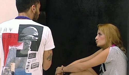 Gossip Grande Fratello 2015: Alessandro 'tortura' Federica ma pensa a Lidia, Simone e Rebecca pace fatta