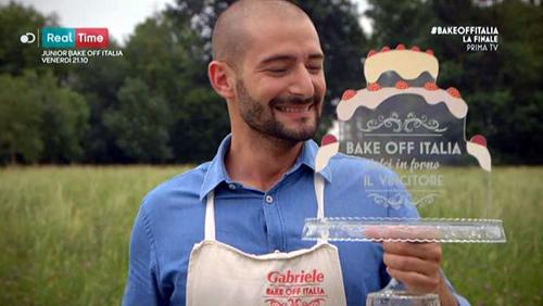 Riassunto Bake Off Italia 2015, finale del 20 novembre: Gabriele ha vinto la terza edizione del cooking show
