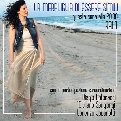 La meraviglia di essere simili: l'atteso speciale su Laura Pausini, stasera su RaiUno