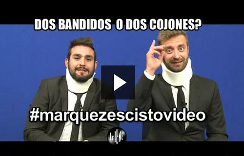 Le Iene: Stefano Corti, Alessandro Onnis e Marc Marquez, ecco la verità sull'aggressione – VIDEO
