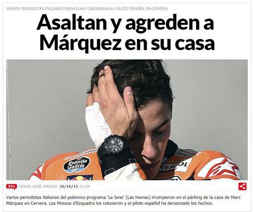 Le Iene vs Marc Marquez: denuncia e controdenuncia, ecco gli ultimi sviluppi