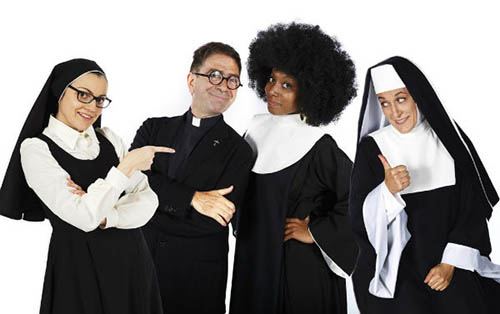 Suor Cristina, da The Voice of Italy al musical Sister Act: 'Credo che Papa Francesco mi appoggerebbe'