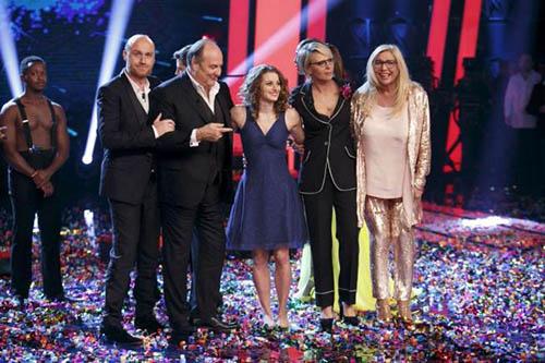 Tu si que vales 2: vince Angelica Bongiovanni, entusiasmo di Scheri per gli ottimi ascolti – VIDEO