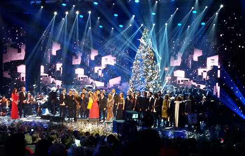 Concerto di Natale 2015, anticipazioni e cast: The Kolors, Briga, Dear Jack, Annalisa e altri, info streaming