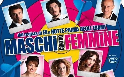 Film in Tv, Maschi contro Femmine: stasera, 13 dicembre 2015 su RaiUno, trama, info streaming e TRAILER