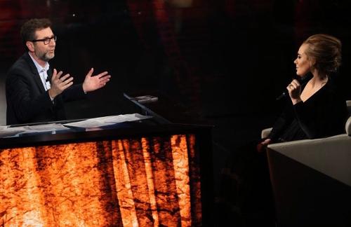 Che tempo che fa, anticipazioni del 6 dicembre: Adele tra gli ospiti, info streaming