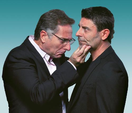 Rivoluzione Paolo Bonolis: Diana Del Bufalo al posto di Luca Laurenti?