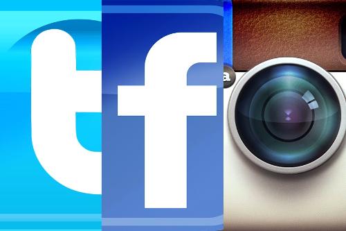 Facebook, Twitter e Instagram nel 2015: ecco i VIP più seguiti dell'anno ed i programmi di tendenza