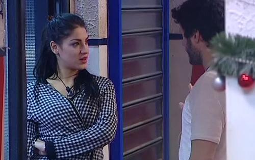 Gossip Grande Fratello 2015: Federica e Simone litigano per colpa di Manfredi, fine di un'amicizia?