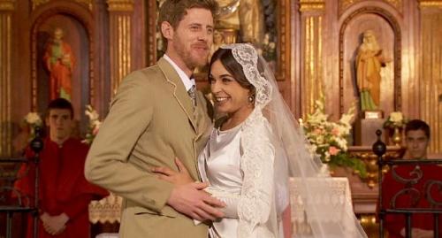 Anticipazioni Il Segreto: Mariana e Nicolas presto sposi ma lei rischierà la vita, ecco perché