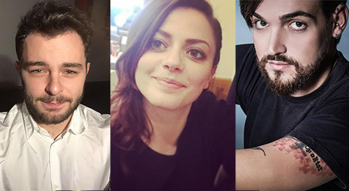 Sanremo 2016, le reazioni dei Big: Valerio Scanu, Annalisa e Lorenzo Fragola