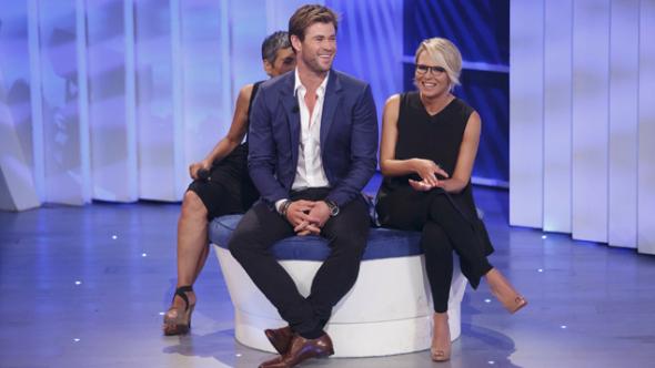 C'è posta per te, anticipazioni del 23 gennaio 2016: Chris Hemsworth e Claudio Marchisio ospiti della puntata
