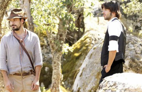 Il Segreto, anticipazioni: trame dal 25 al 30 gennaio 2016, Gonzalo e Conrado dispersi dopo il piano di Francisca