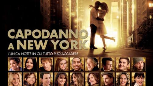Film in tv capodanno a new york stasera venerd 1 for Capodanno 2018 a new york