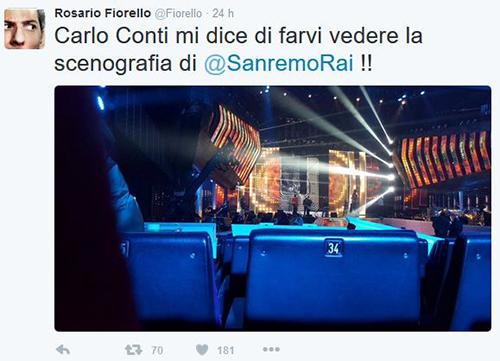 Sanremo 2016, anticipazioni e news: polemiche su Elton John, Fiorello ospite di Carlo Conti?